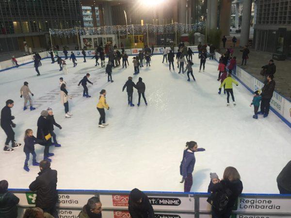02 ICE – Pista di Ghiaccio Milano